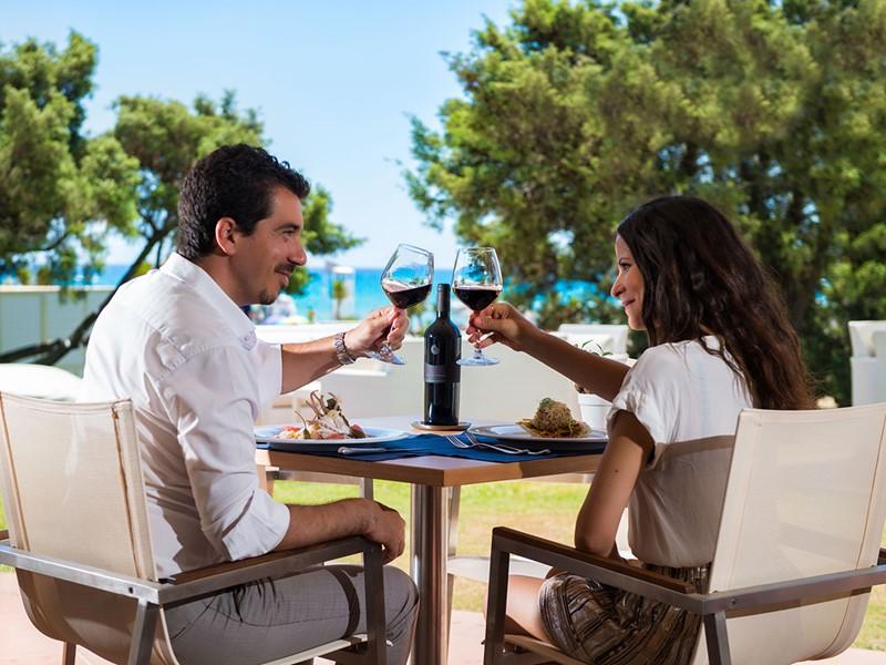 Spécialités méditerranéennes au restaurant I Ginepri