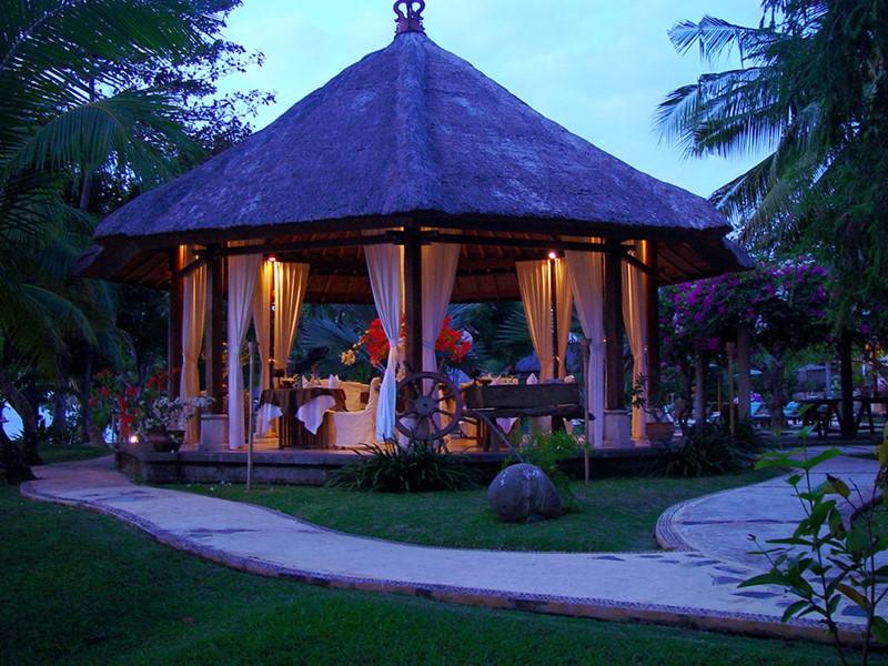 Grill House du Puri Bagus Lovina à Bali