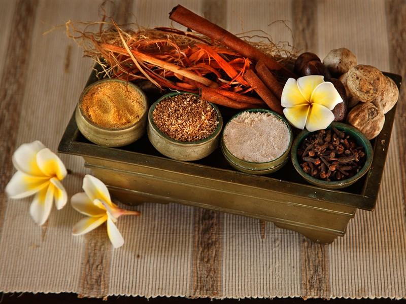 Produits de soin naturels du Puri Bagus Lovina