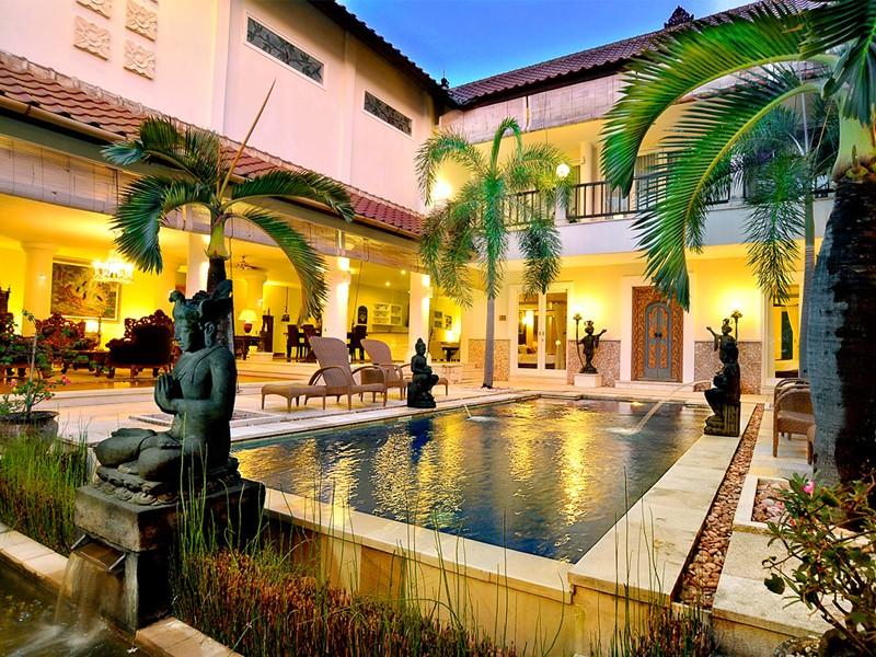 Presidential Villa du Puri Mas Resort, à Lombok