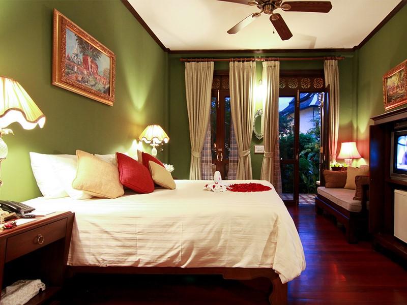Puripunn Deluxe de l'hôtel Puripunn à Chiang Mai