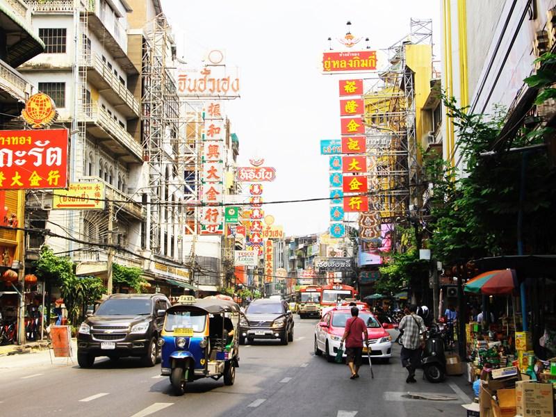 Parcourez Bangkok et découvrez ses rues et son atmosphère unique