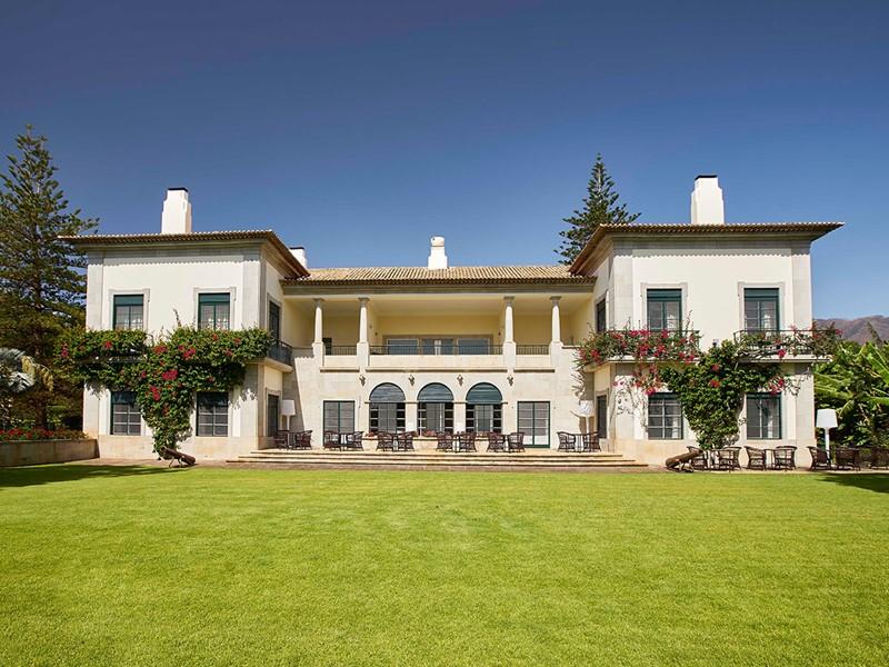 Le manoir du XIXe siècle