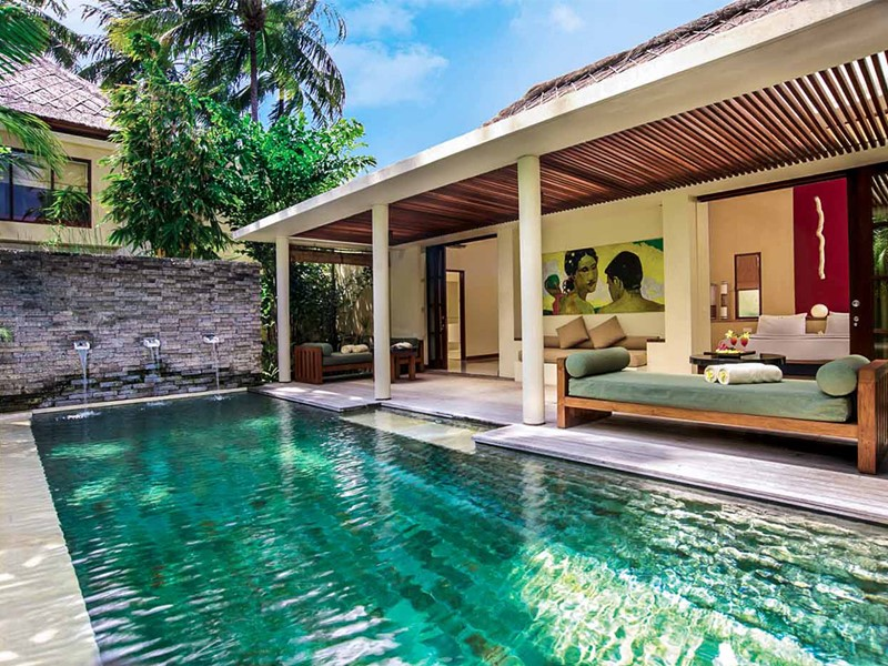 2 Bedroom Pool Villa