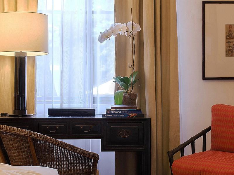 Superior Room de l'hôtel Rachamankha à Chiang Mai