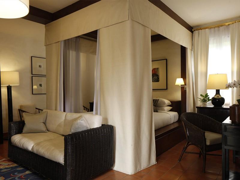 Deluxe Room de l'hôtel Rachamankha à Chiang Mai