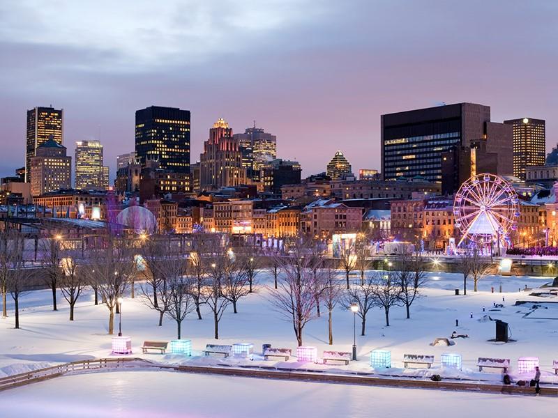 Bienvenue à Montréal