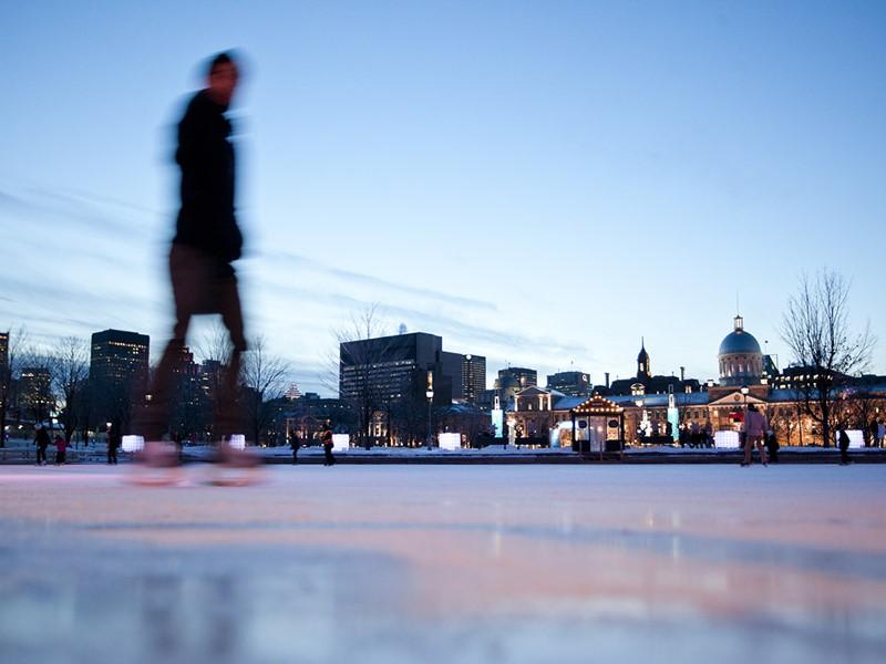 Découvrez les charmes de Montréal