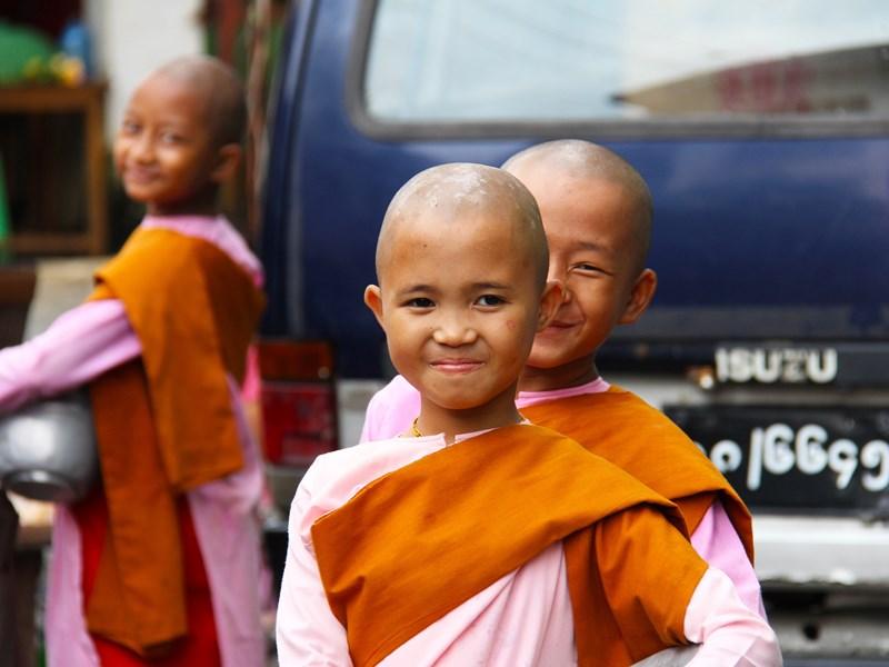 Séjour à Rangoon