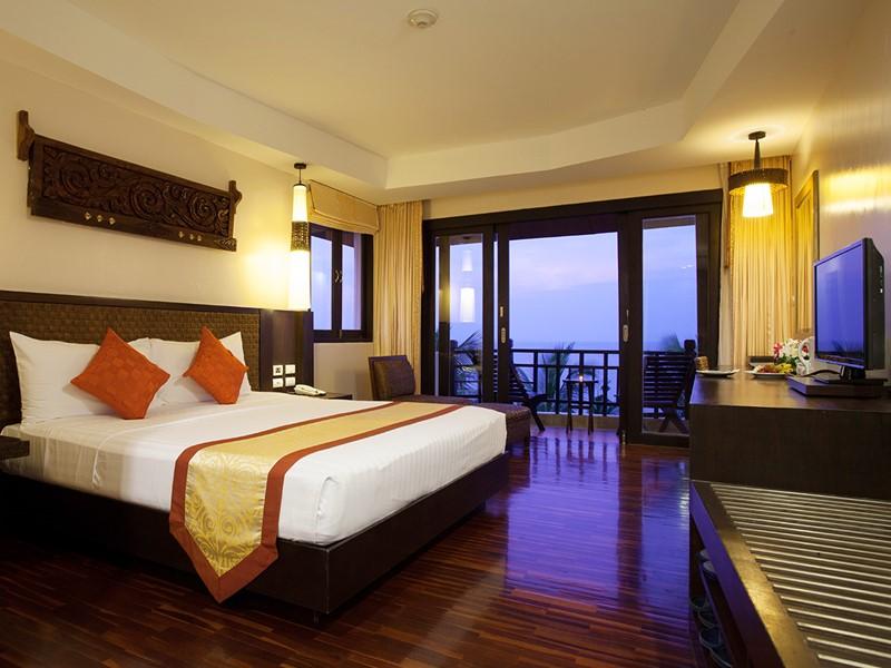 Deluxe Room du Rawi Warin Resort & Spa à Koh Lanta