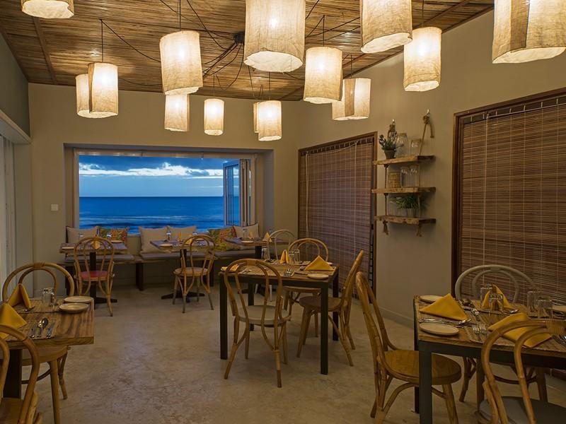 Cuisine mauricienne au restaurant Kot Nou