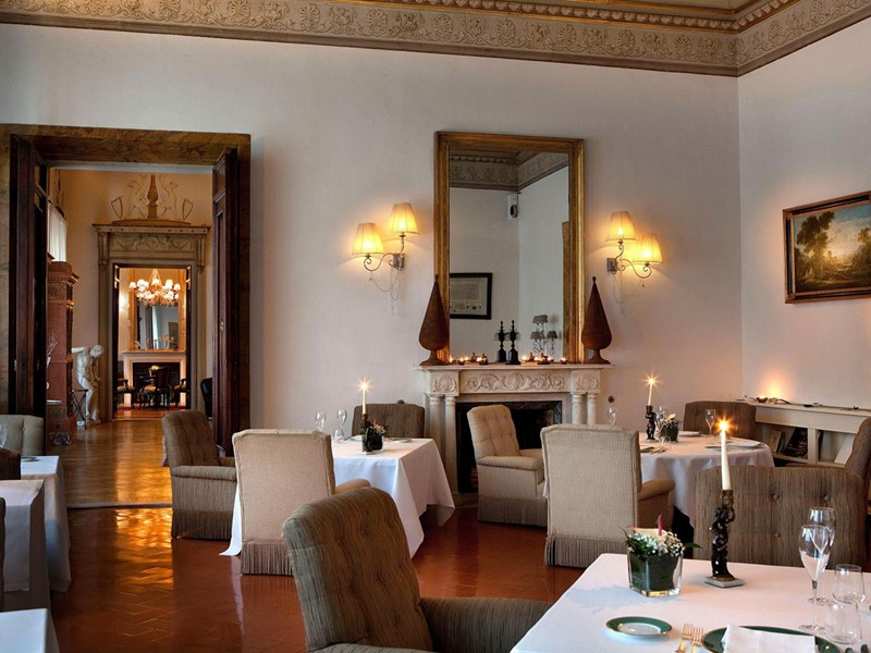 Spécialités toscanes au restaurant Guelfi e Ghibellini