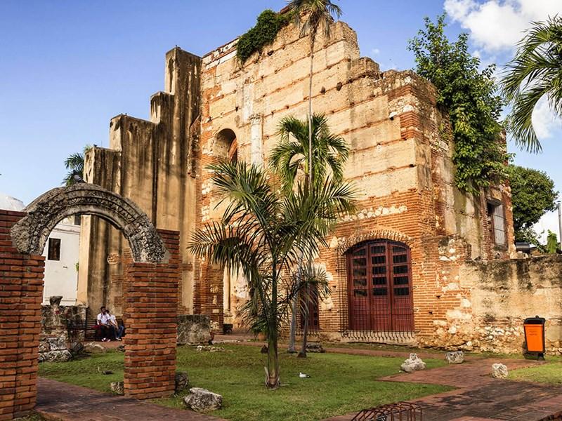La cité coloniale de Saint-Domingue