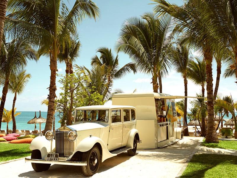 Le restaurant de plage du LUX* Belle Mare vous fera vivre une expérience unique à l'île Maurice