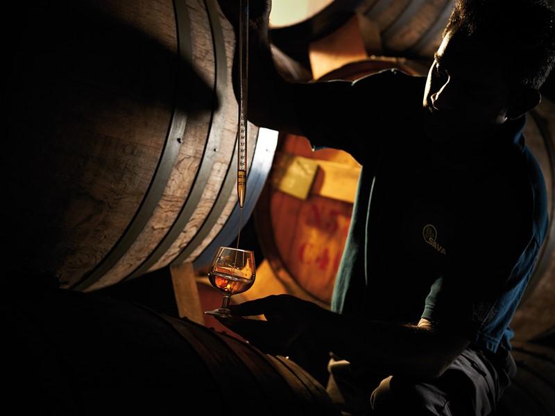 Distillerie de Savanna Bois Rouge