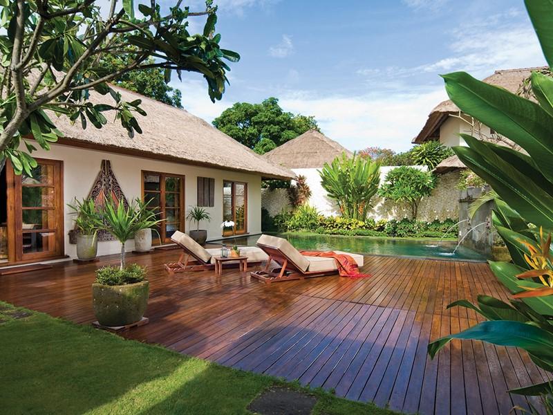 Belmond Jimbaran Puri Bali, Delux Pool Villa