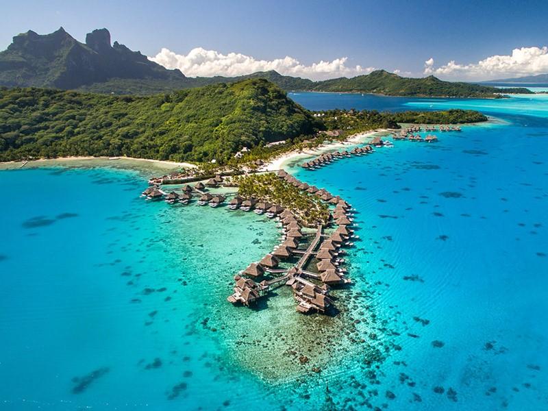 Bora Bora, la plus belle île au monde