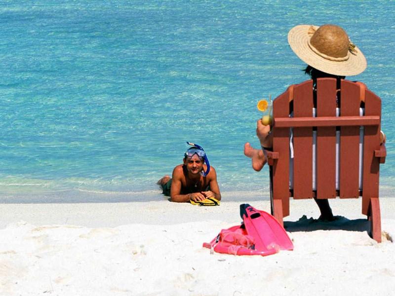 Vacances décontractées au Rihiveli The Dream