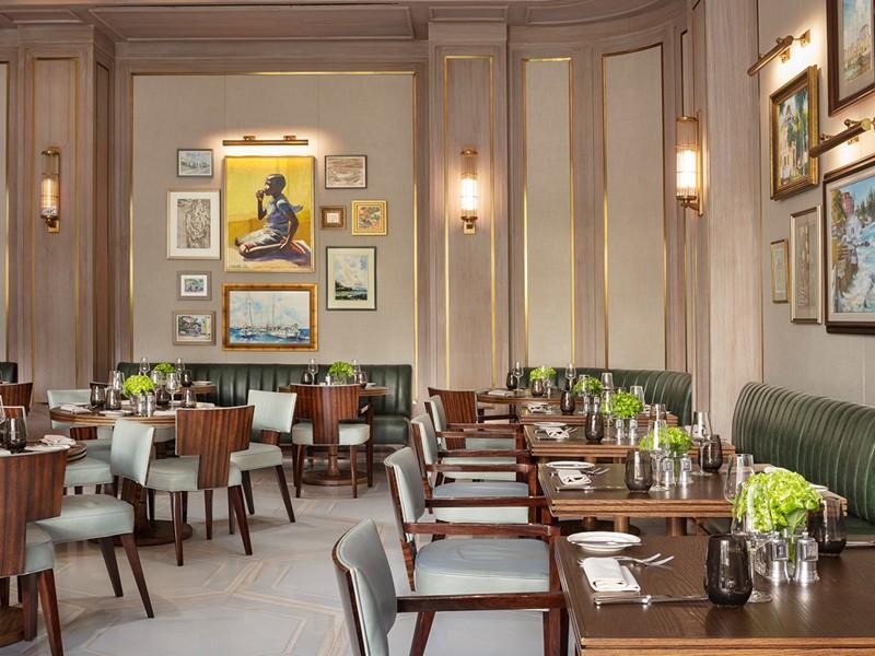 Le restaurant Commonwealth