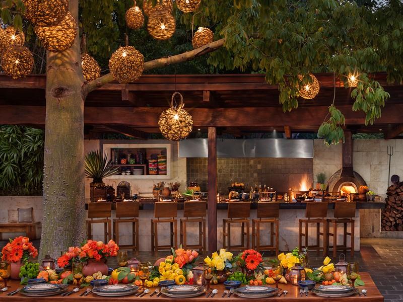Chef's Garden du Rosewood Mayakoba à Playa del Carmen