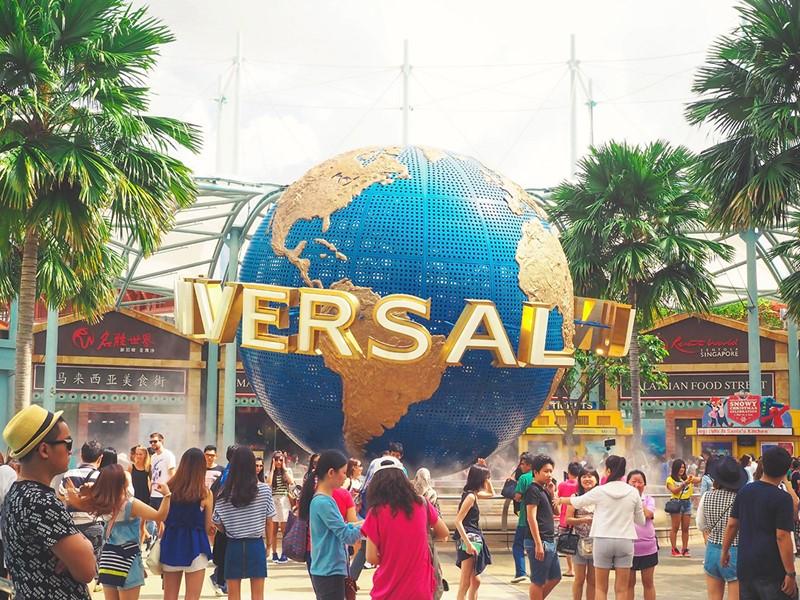 Passez une journée d'amusement aux Universal Studios Los Angeles !