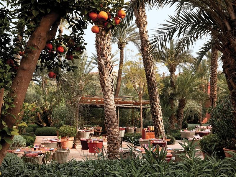 Le Jardin, restaurant épicurien à Marrakech