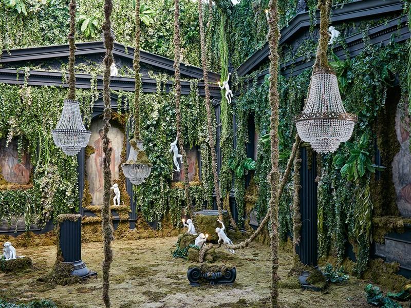 Le magnifique décor naturel et unique du Royal Myconian