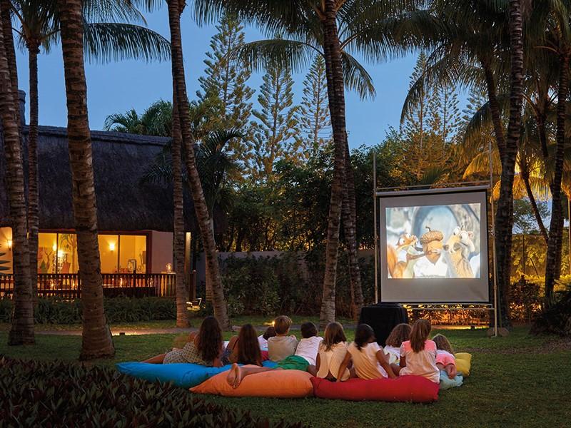 Le cinéma en plein air