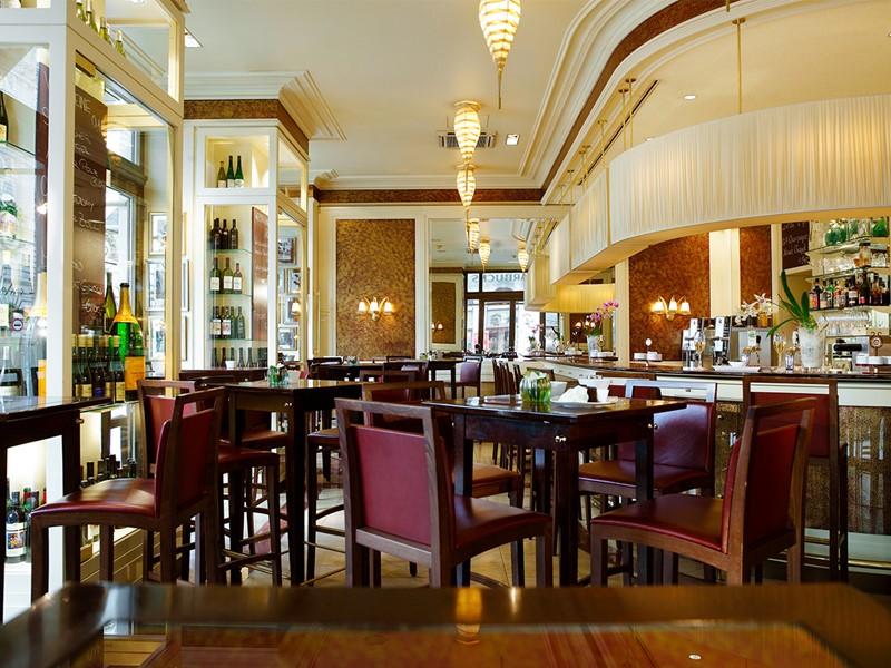 Café Sacher Eck'