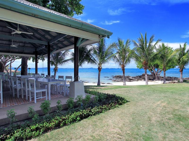 Autre vue de La Luna Restaurant du Sai Kaew Beach Resort