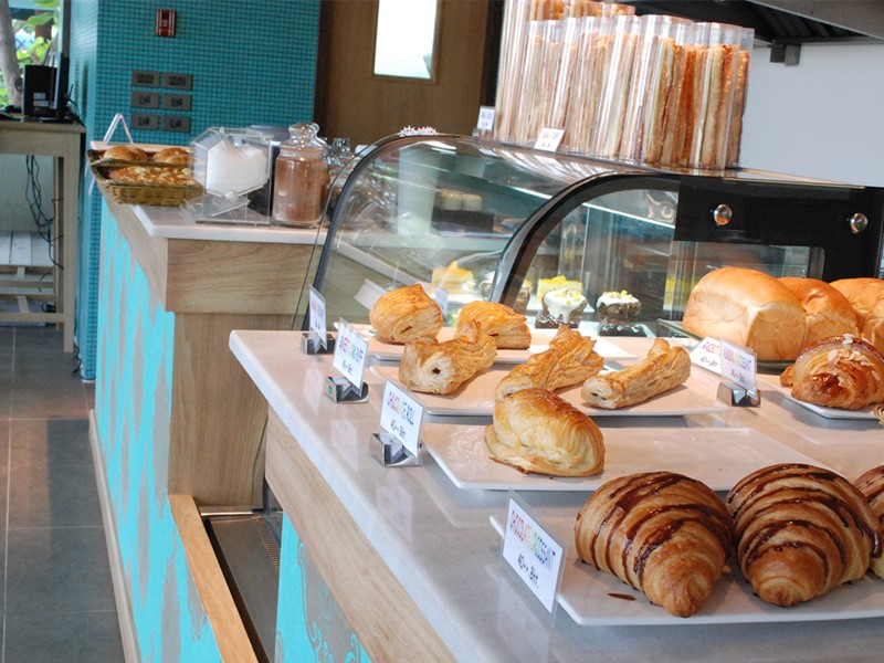 Petit déjeuner au Sai Kaew Beach Resort à Koh Samet