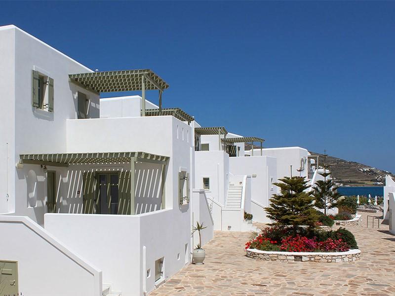 Autre vue du Saint Andrea Resort