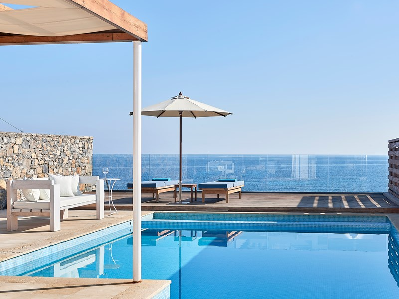 La Club Suite Private Pool Seafront