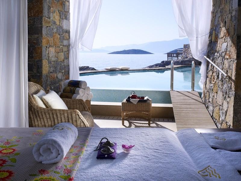 Octroyez-vous un instant de détente au spa de l'hôtel