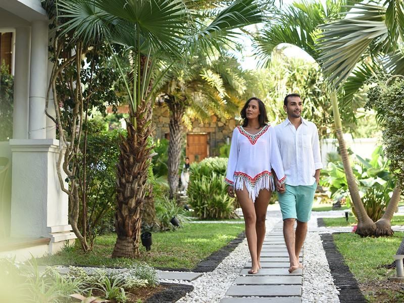 Séjour idéal en amoureux à l'hôtel Le Sakoa