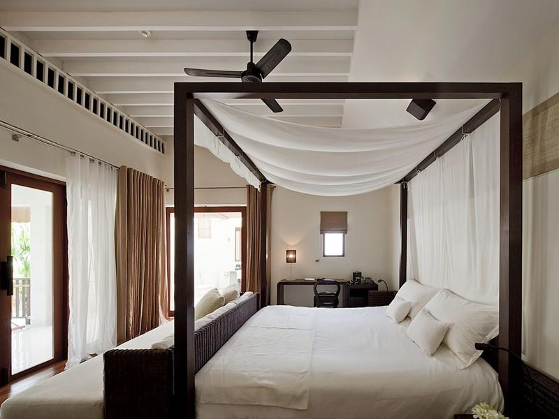 Garden Deluxe Balcony de l'hôtel Sala Resort & Spa à Koh Samui