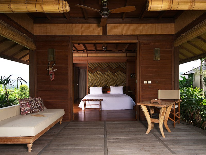One Bedroom Bungalow du Sanak Retreat