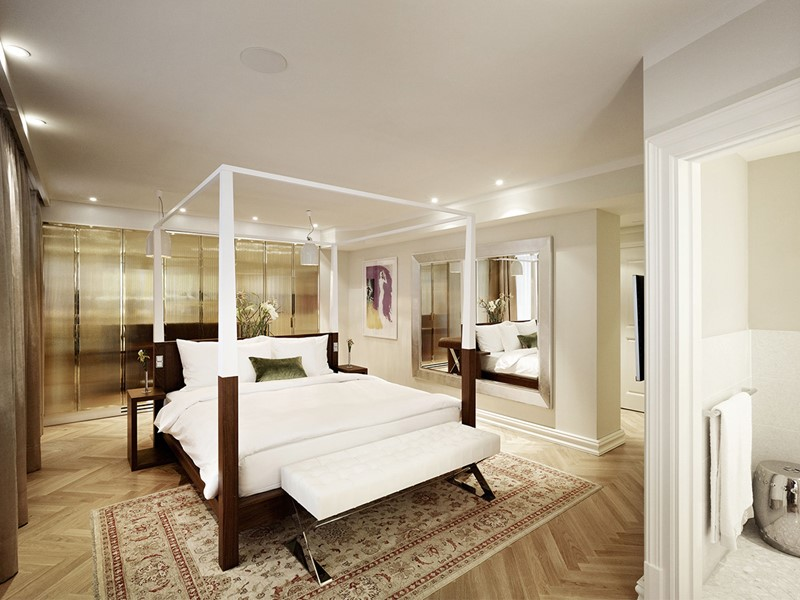 Luxury Extended Room