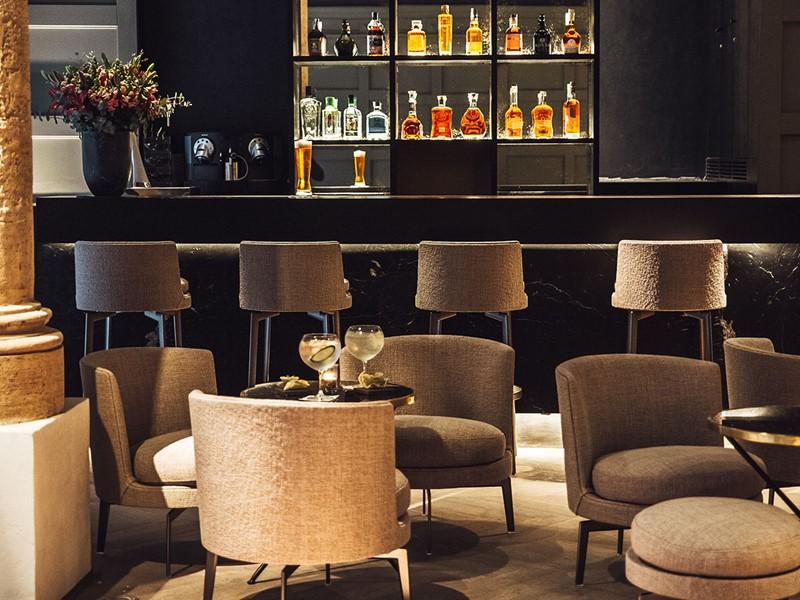 Lobby Bar du Sant Francesc situé aux Baléares