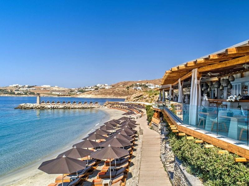 La belle plage privée