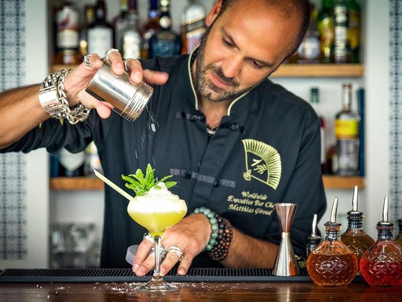 Sirotez de délicieux cocktails