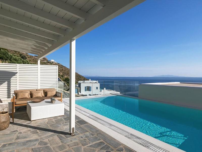 La piscine de la Villa 3 Bedrooms du Santa Marina