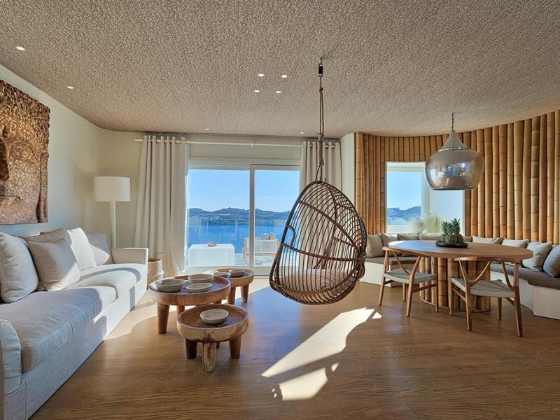 Villa 3 Bedrooms de l'hôtel Santa Marina en Grèce