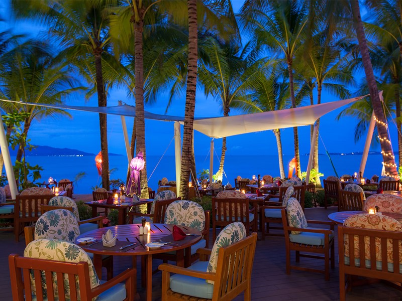 Restaurant Beach House