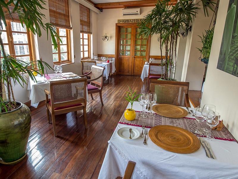 Le restaurant Kipling