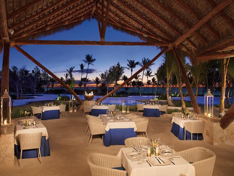 Le restaurant Oceana
