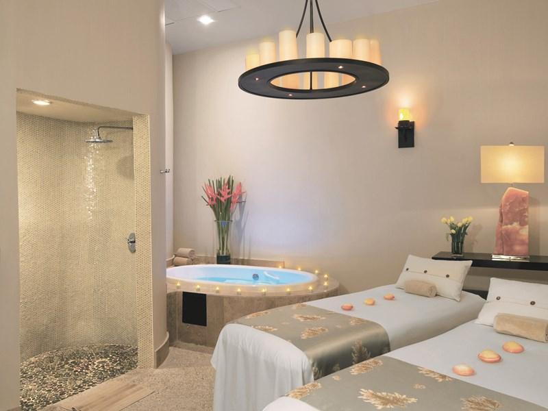 Le spa de l'hôtel 5 étoiles Secrets Maroma
