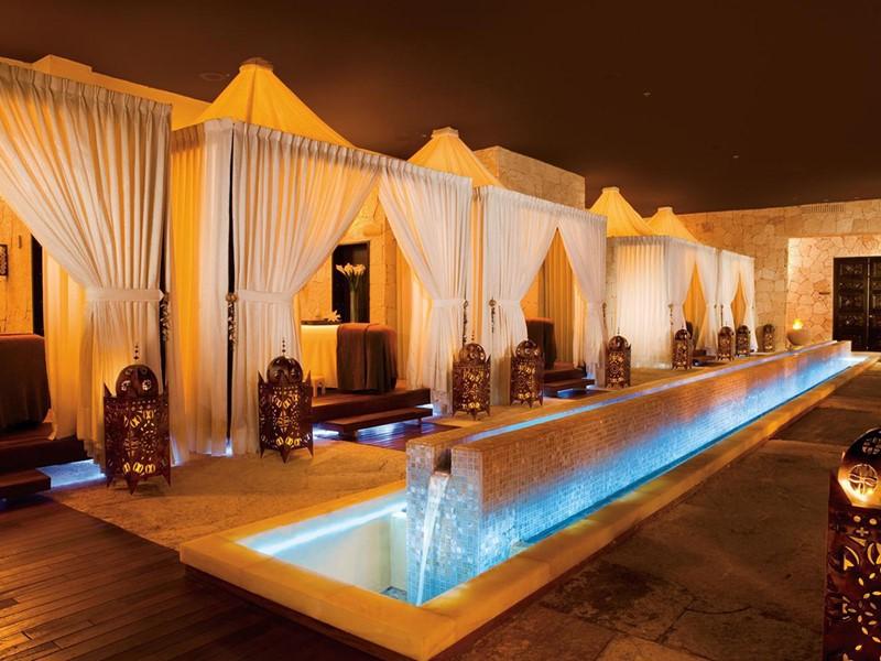 Thalassothérapie à l'hôtel Secrets Maroma