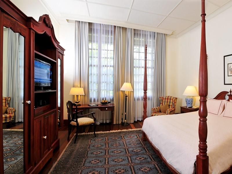 Deluxe Room du Settha Palace à Vientiane