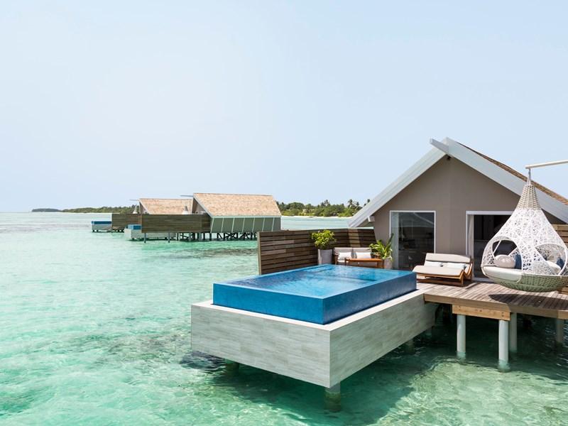 Séjour au Lux South Ari Atoll Maldives 5* aux Maldives